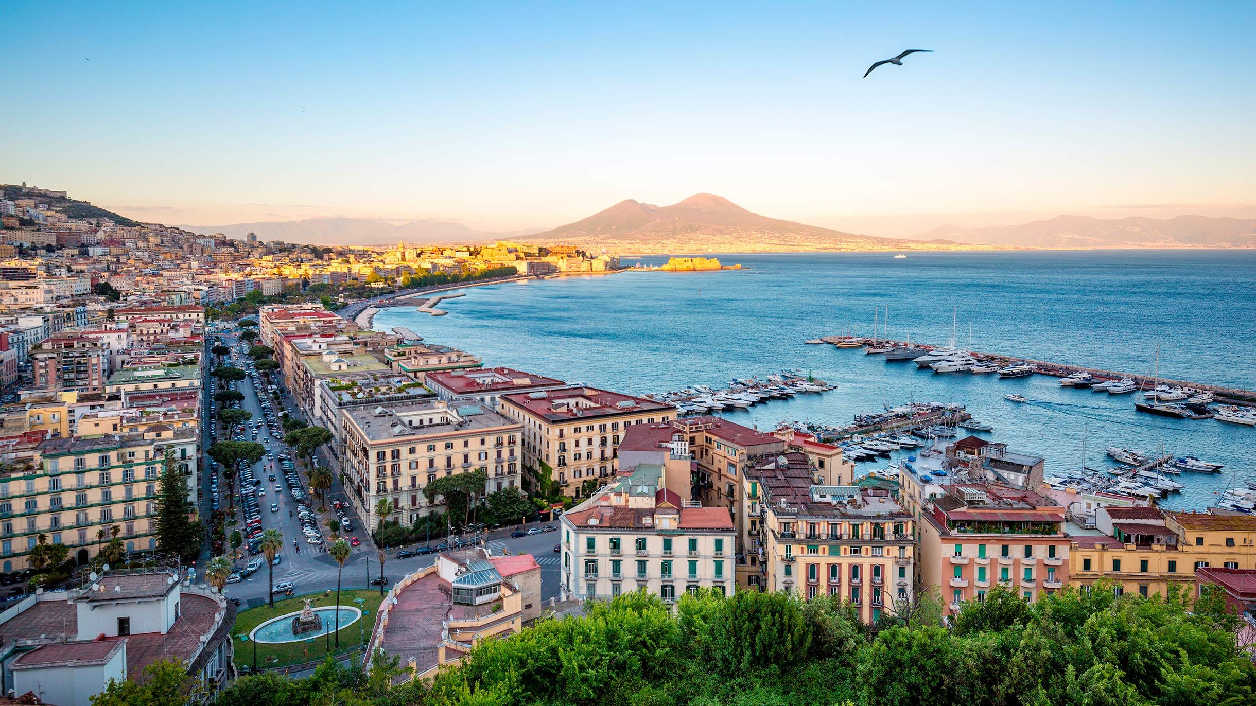 Что посмотреть в Неаполе за одиндень