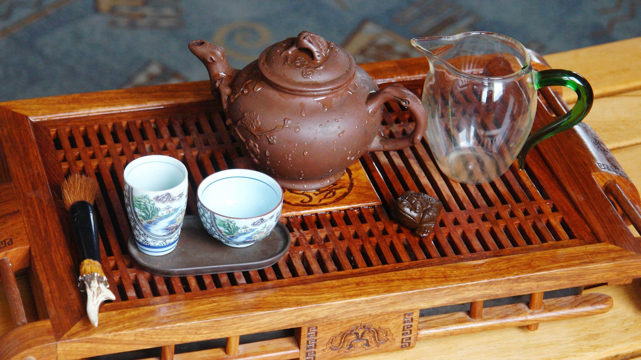 Как выбрать хороший китайский чай