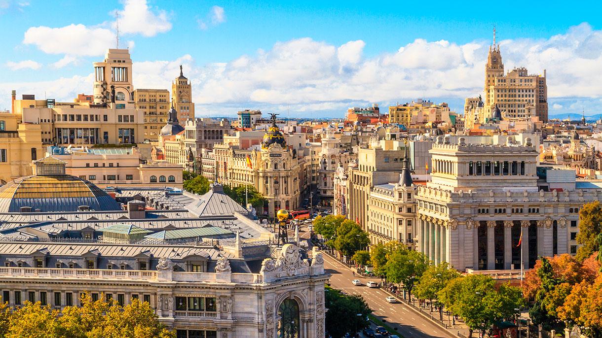 Что посмотреть в Мадриде за один день