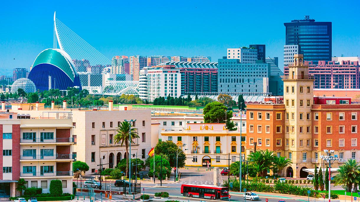 Что посмотреть в Валенсии за один день