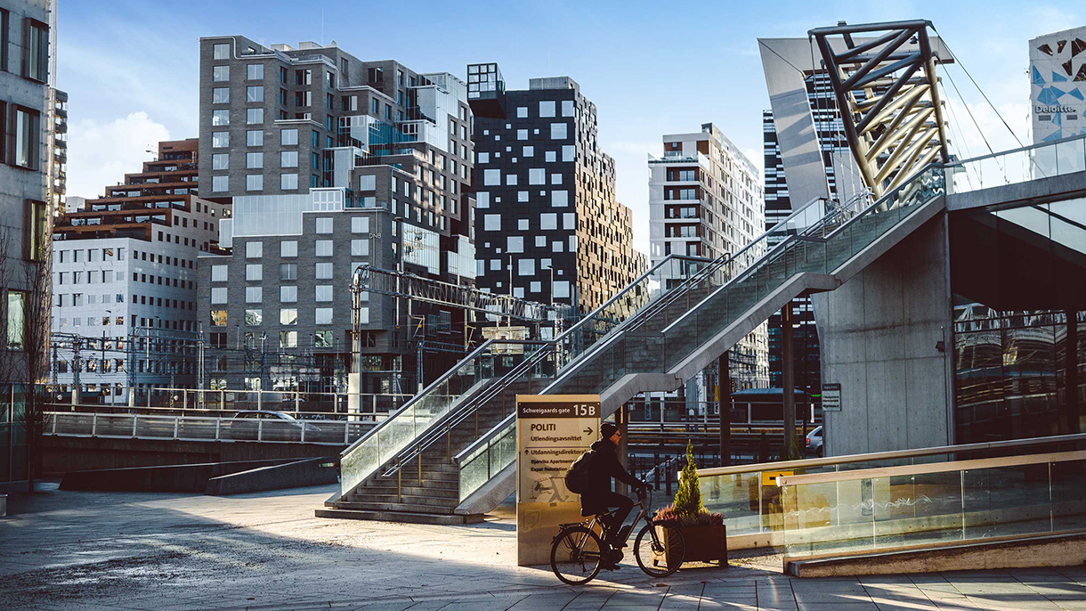 Что посмотреть в Осло за один день