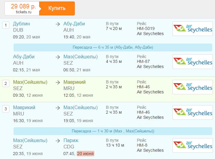 Скриншот ссайта www.make-trip.ru