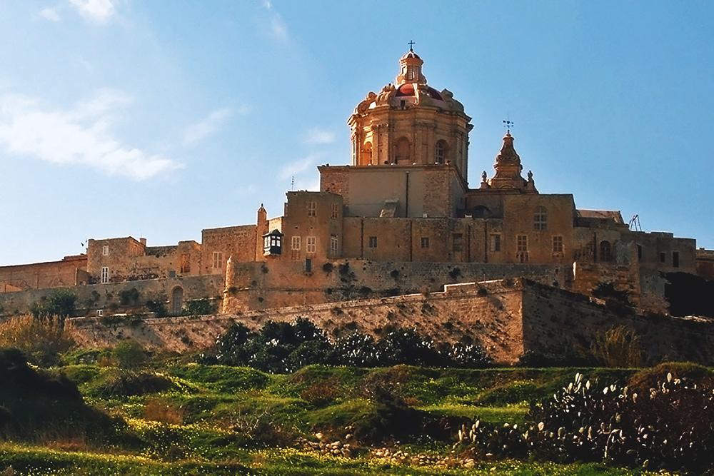 Мдина — древняя столица Мальты, кандидат на включение в список всемирного наследия Юнеско