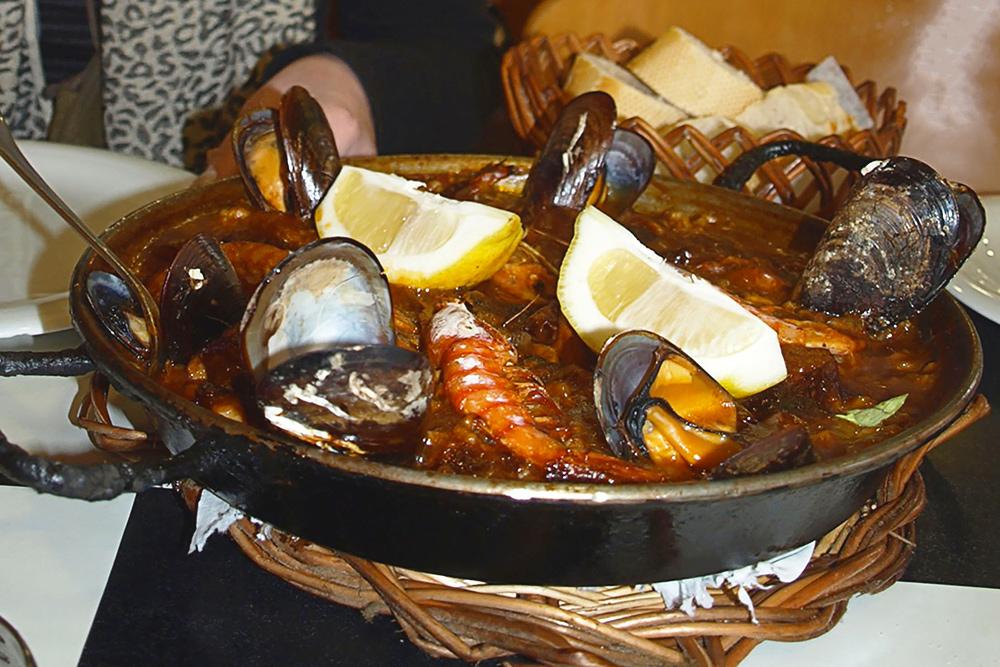 Я люблю морепродукты, и на Мальте нет в них недостатка