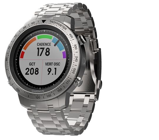 Гармин Феникс Хронос — топовая модель люкс. Для бега, плавания, гольфа, хорошо смотрится с костюмом. Цена на официальном сайте — 77 303 р.