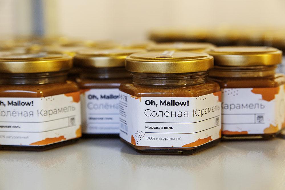 Сливочная карамель сразными вкусами — один изнаших популярных продуктов наравне смаршмеллоу. Источник:КсенияКолесникова