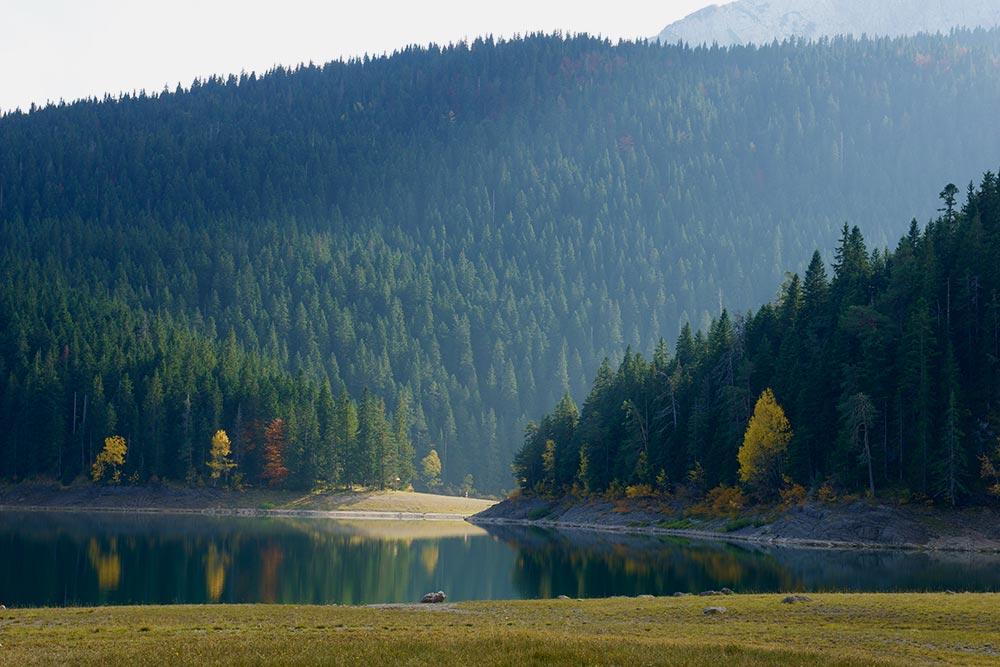 Черное озеро, национальный парк Дурмитор