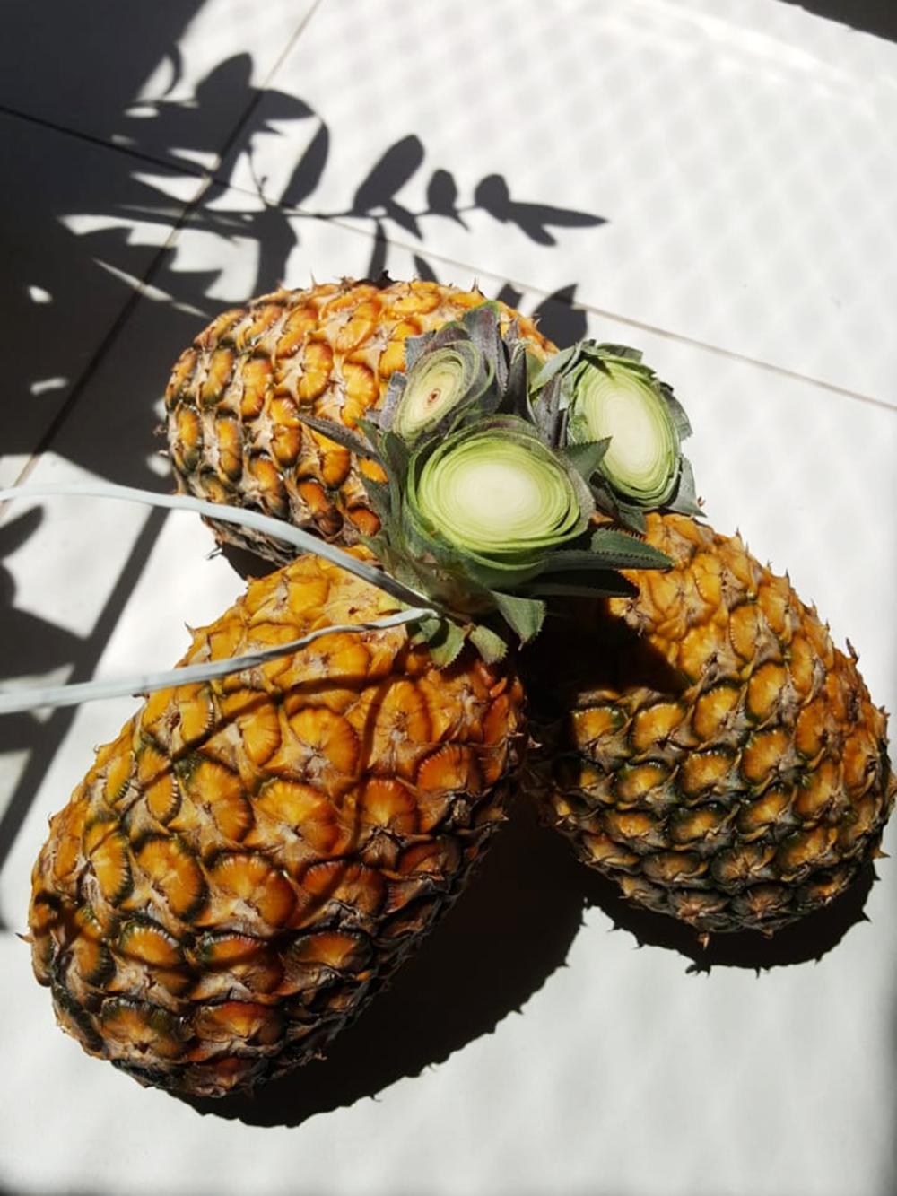 Таких вкусных ананасов я еще в жизни не ела! По вкусу будто консервированные с сиропом, но они натуральные