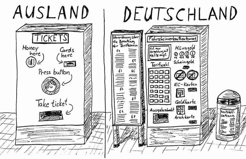 Жизнь в Мюнхене
