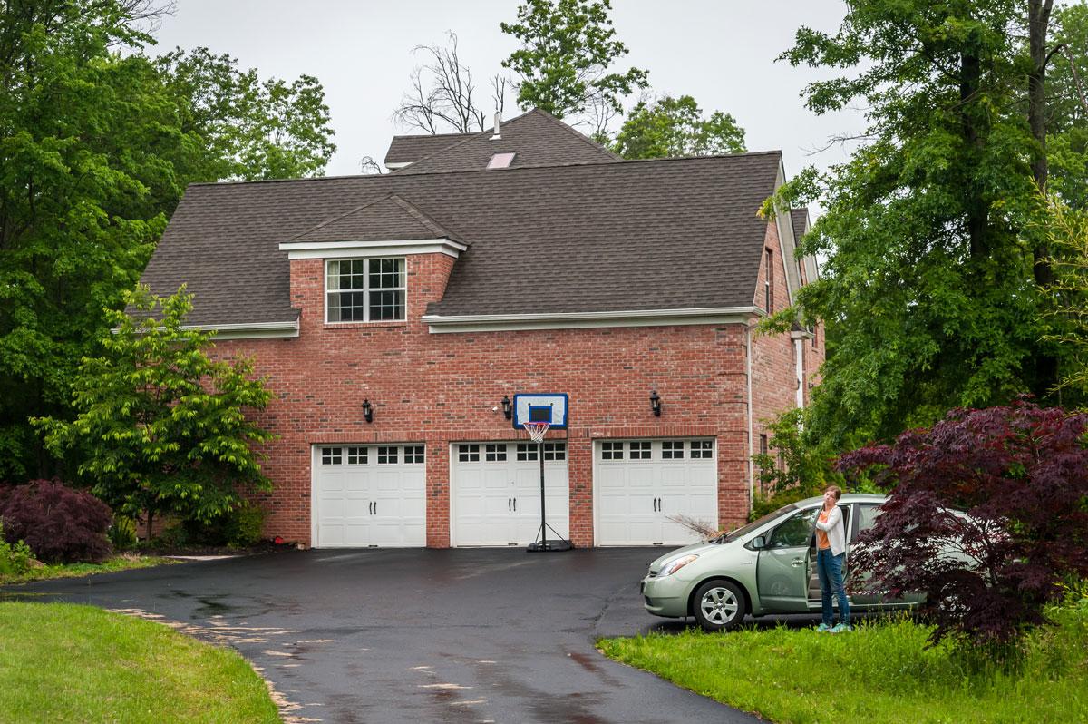 Наш дом в Бриджуотере, Нью-Джерси