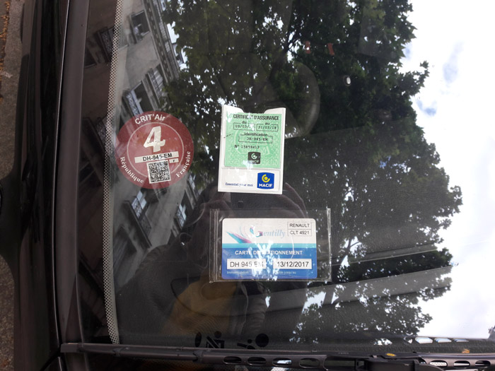 Машина с высоким уровнем загрязнения окружающей среды — 4 балла из 5
