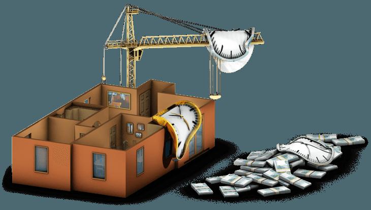 Как получить от застройщика компенсацию найма квартиры