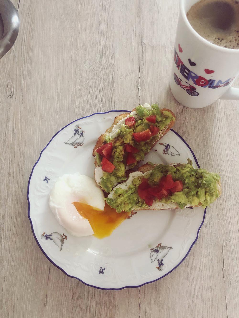 Люблю готовить завтраки