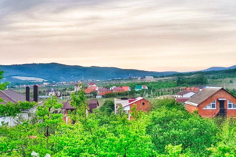 Южная Озереевка — тихий садовый поселок сдачными домами