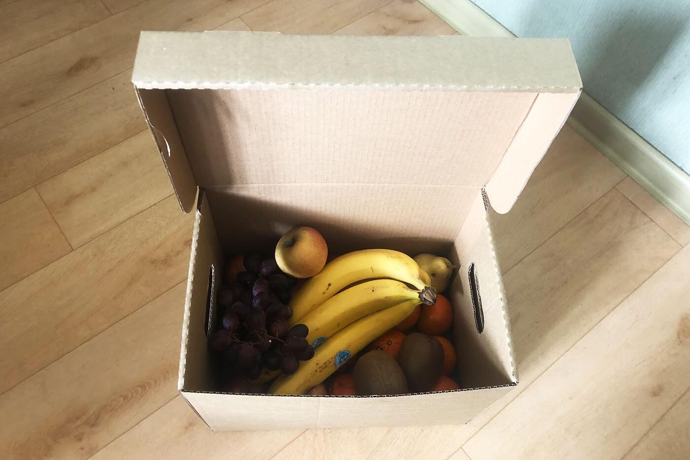 А так выглядят несколько килограммов фруктов, которые я купила на время карантина. Исчезают они быстро, так что скоро придется покупать добавку