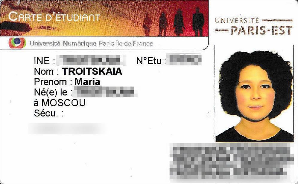Новый студенческий студента-предпринимателя