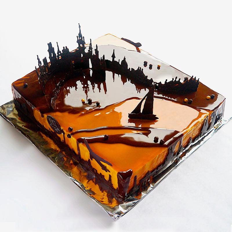 Мой авторский торт «Копенгаген-Берлин»