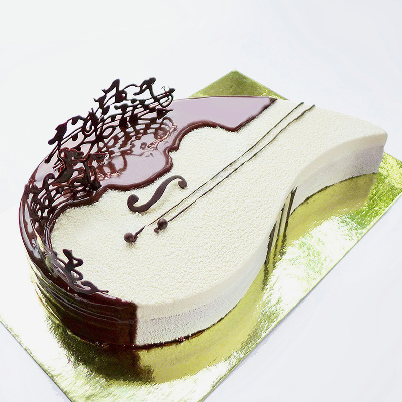 Торт дляпрофессионального скрипача