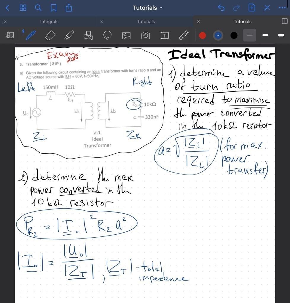 Пример домашнего задания по электротехнике. Оно взято из экзамена прошлых лет. Ответ удалила — может, кому-то будет интересно его решить