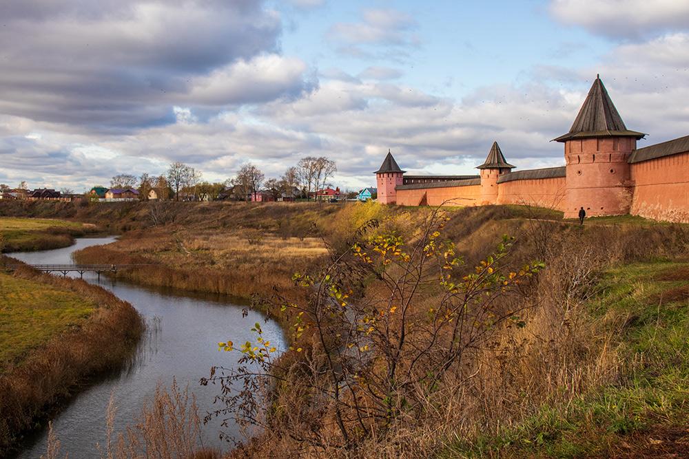 Князь Борис Константинович основал монастырь в1352году как крепость длязащиты города отврагов. Фото: Анастасия Осян