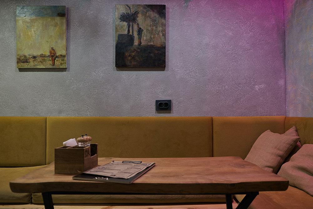 Кофейня «22А» во Владимире