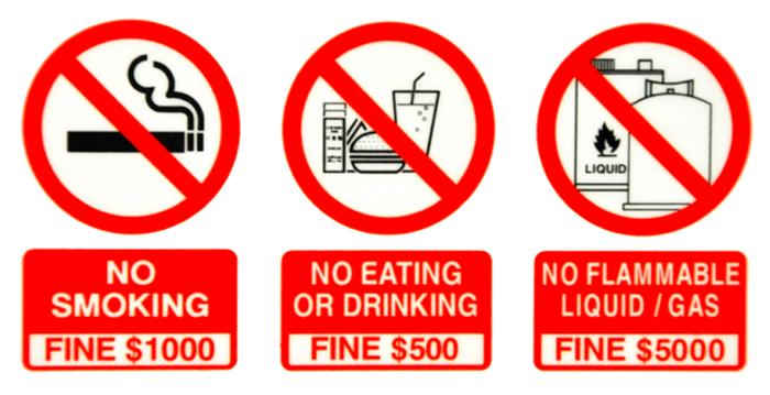 Сингапур называют Fine city, что в переводе на русский может означать «хороший город» и «город штрафов». Источник: The Finder
