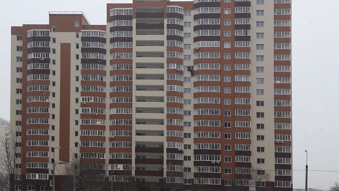 Реальность — дом ничем не отличается от любой другой многоэтажки