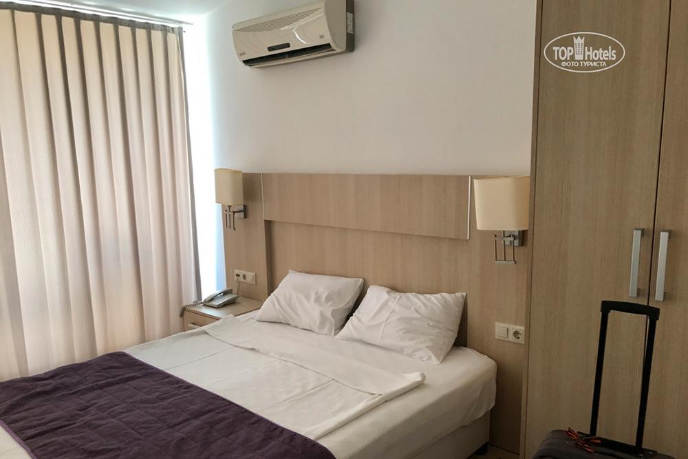 В Munamar Beach Residence номера были чистыми и аккуратными, но никаких развлечений в отеле не было. Номер нас устроил, поэтому фотографировать его мы не стали. Источник: отзыв туриста на Tophotels