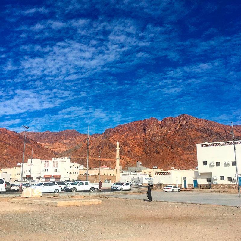 Медина, как и Мекка, — одно из главных туристических мест в Саудовской Аравии