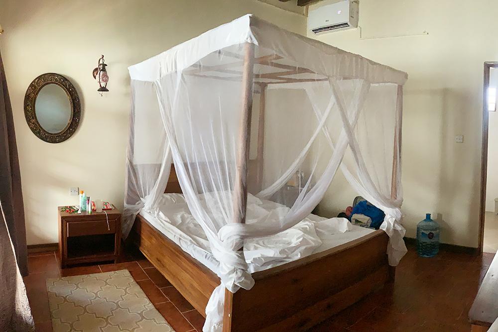 В наш отель на Нунгви часто заселяют туристов, которые покупают пакетные туры
