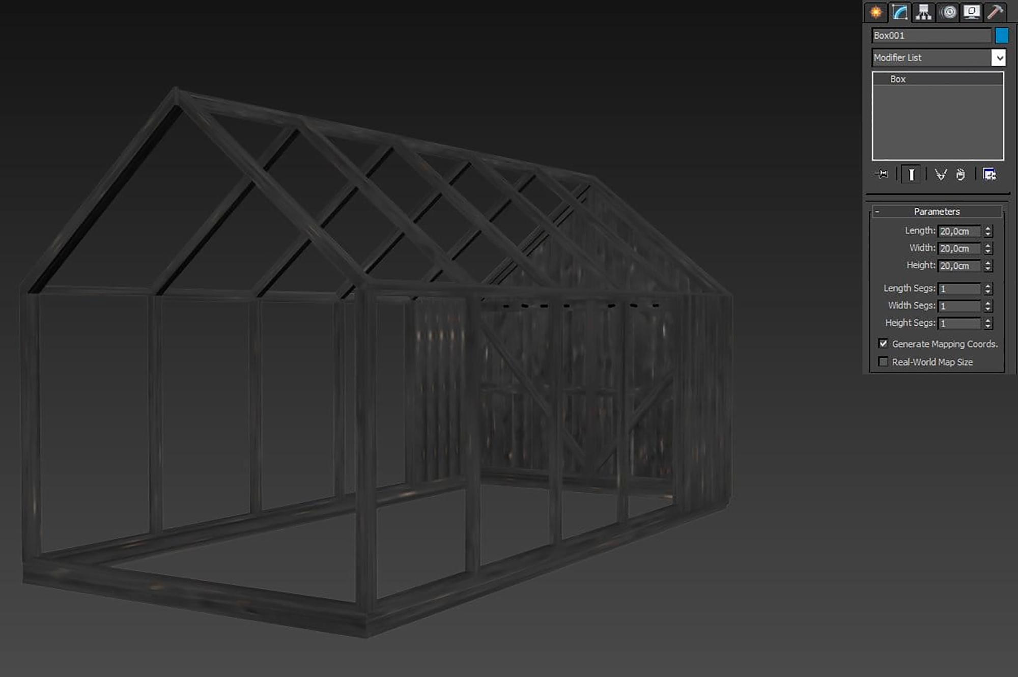 Например, вот как выглядит модель