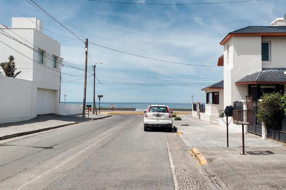 В поселении Рада-Тильи проживают зажиточные аргентинцы