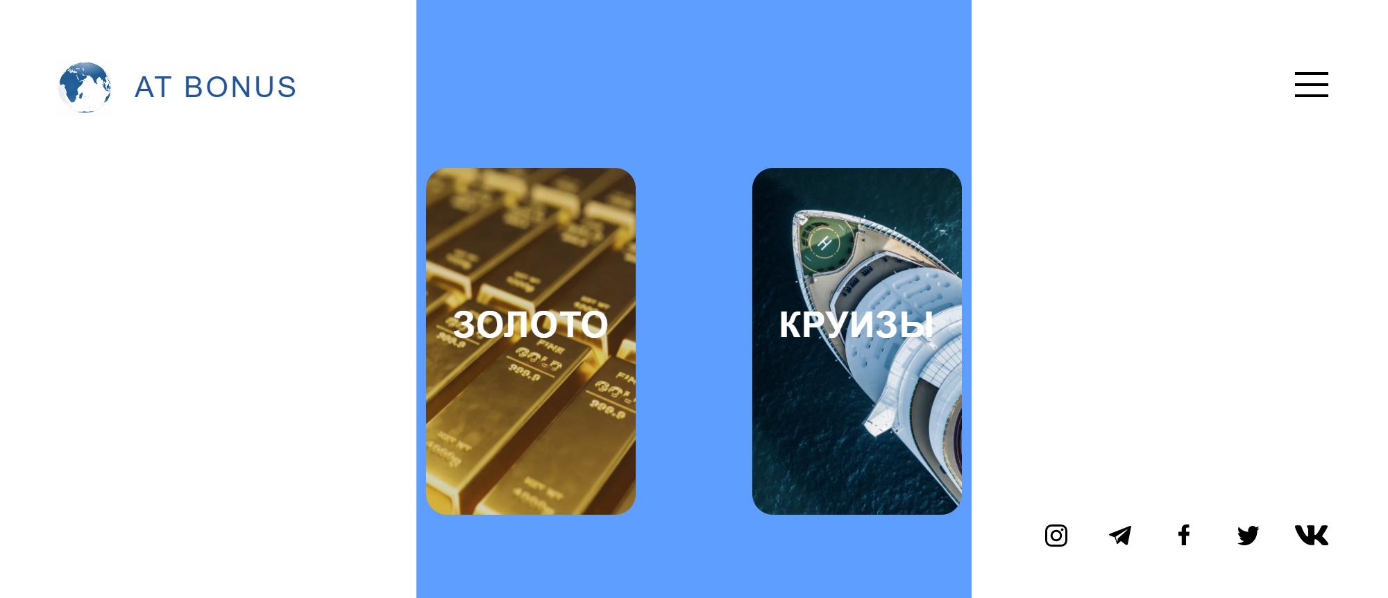 Компания предлагает инвестировать в золото и круизы, но в видео на сайте речь в основном идет про реферальную программу