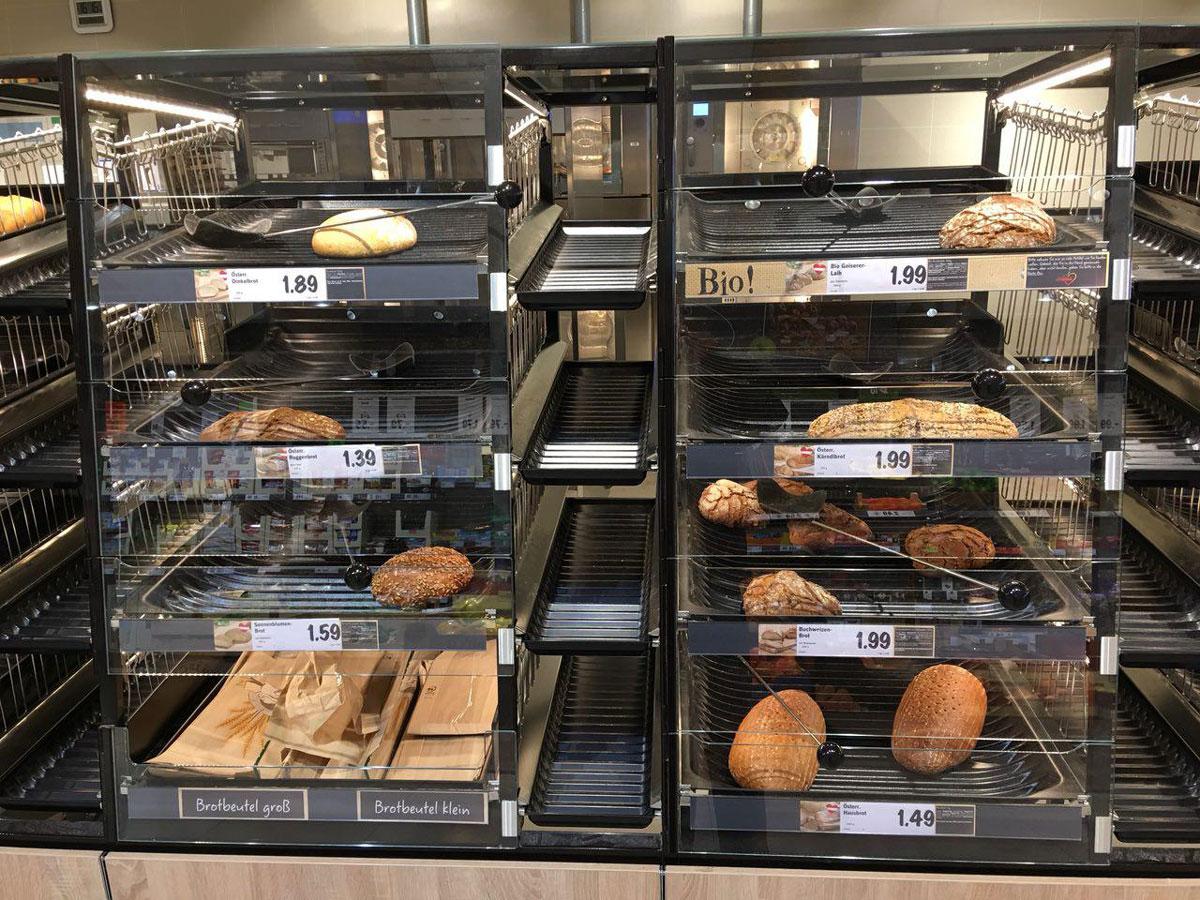 Цены на всякий необычный хлеб сравнимы с московскими