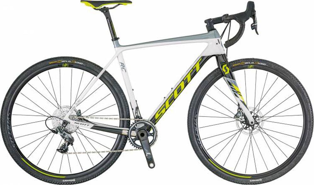 Велосипед циклокросс — для быстрой езды по пересеченной местности. Источник: mhw-bike.com