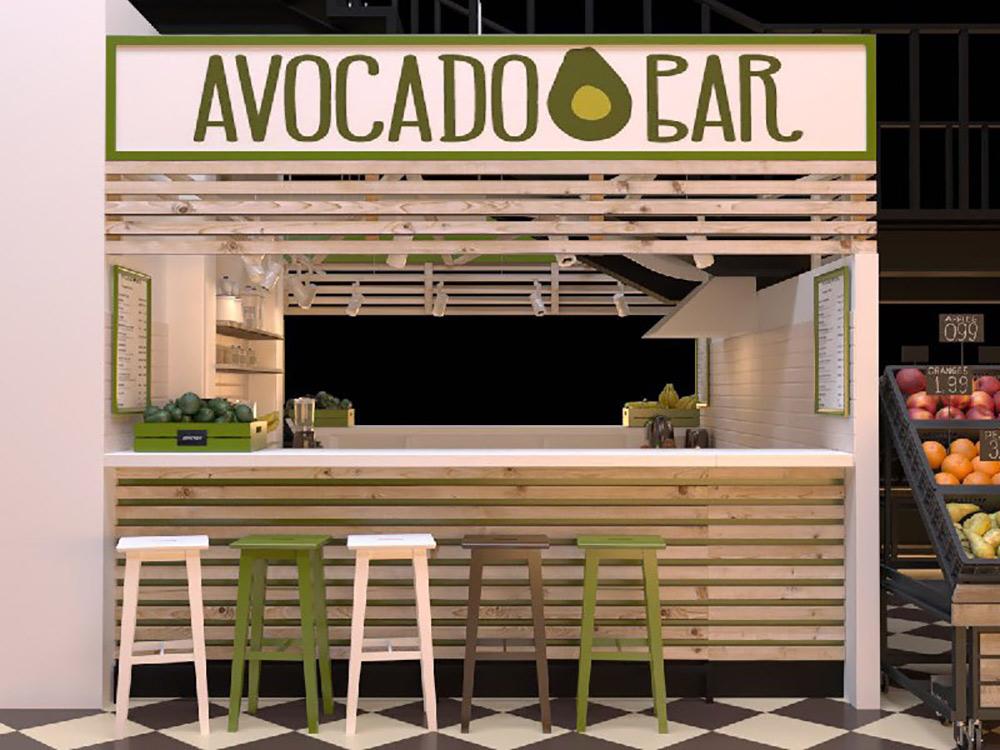 Первая точка открылась вноябре 2017года, тогда кафе называлось AvocadoBar