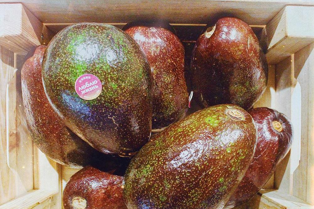 В Avocado Point продают спелое авокадо, которое приехало прямиком из&nbsp;солнечной Доминиканы. Цена:&nbsp;400&nbsp;<span class=ruble>Р</span> за&nbsp;штуку