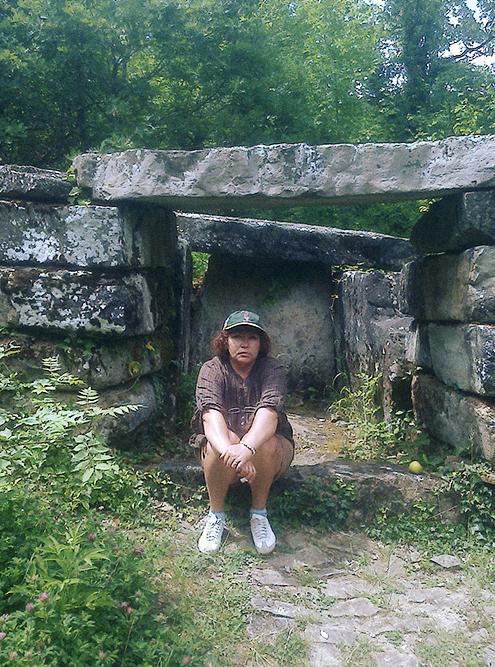 Место силы — дольмен, где царят покой и умиротворение