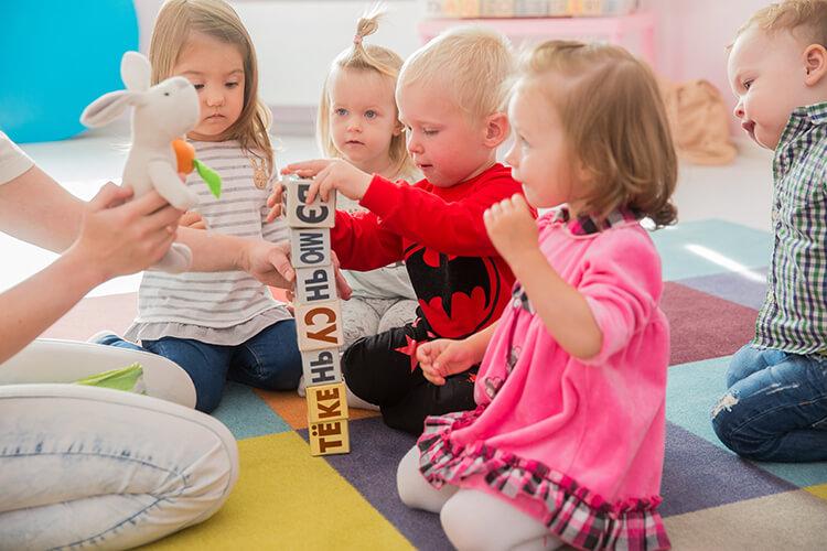 У «Бэби-клуба» есть тысячи игр для детей всех возрастов
