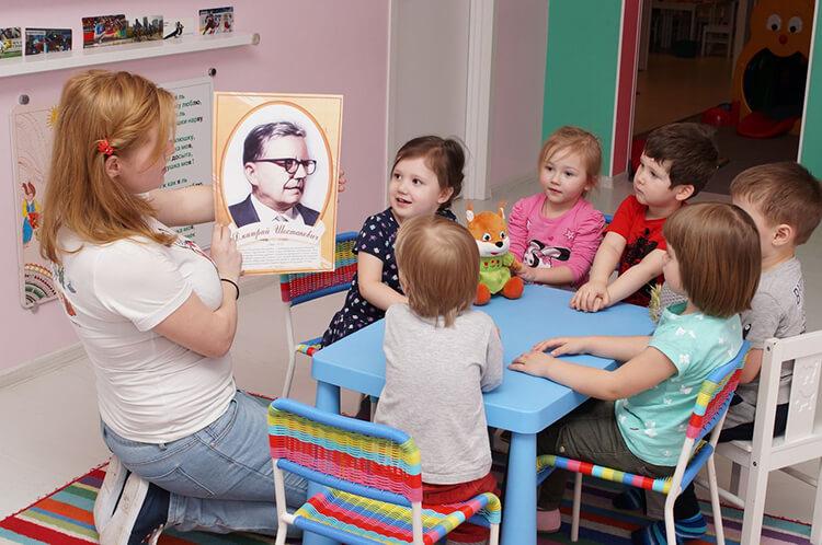 В группах максимум по 8 детей, чтобы специалисты могли уделить время каждому