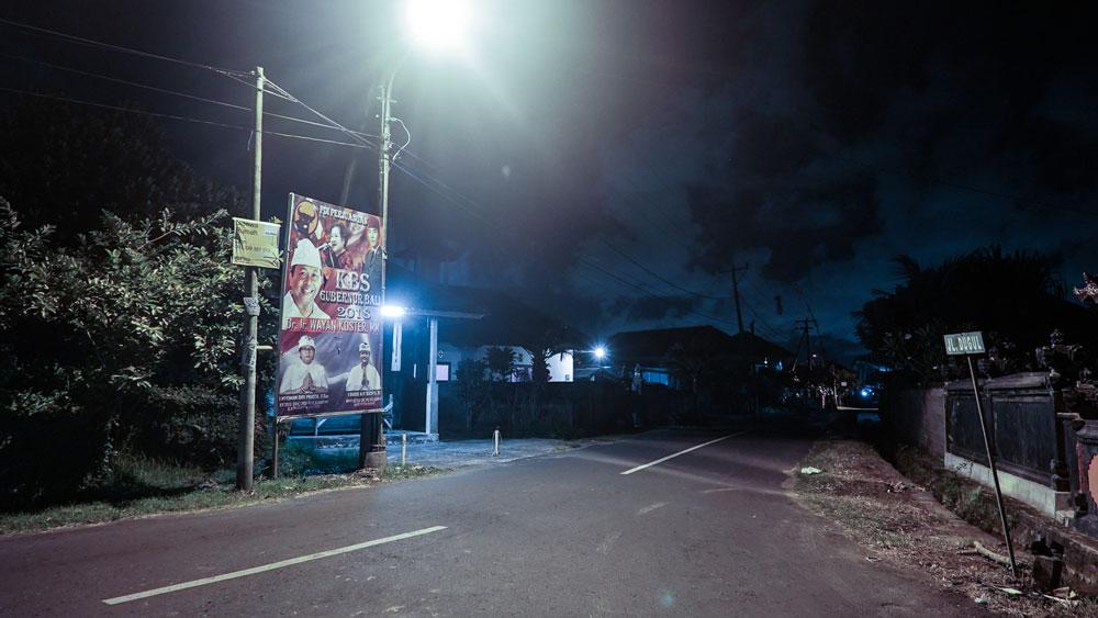 Опаснее всего на Бали не шумные улицы, где кипит ночная жизнь, а темные безлюдные дороги, по которым едешь с вечеринки домой