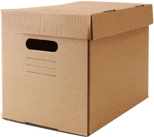 В магазин я возила книги в картонных коробках из Икеи. Коробка стоит 35 рублей, в нее помещается 25—30 книг