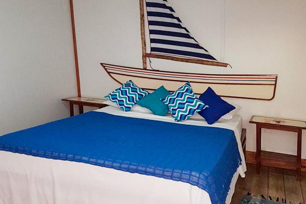 Уютный коттедж в поузаде Cabanas Paraiso на острове Илья-Гранди. Фото: «Букинг»