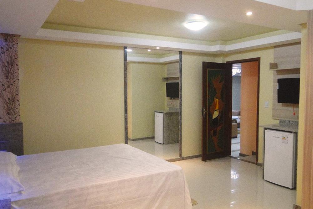 Двухместный номер в отеле Farol da Barra в Манаусе. Фото: «Букинг»