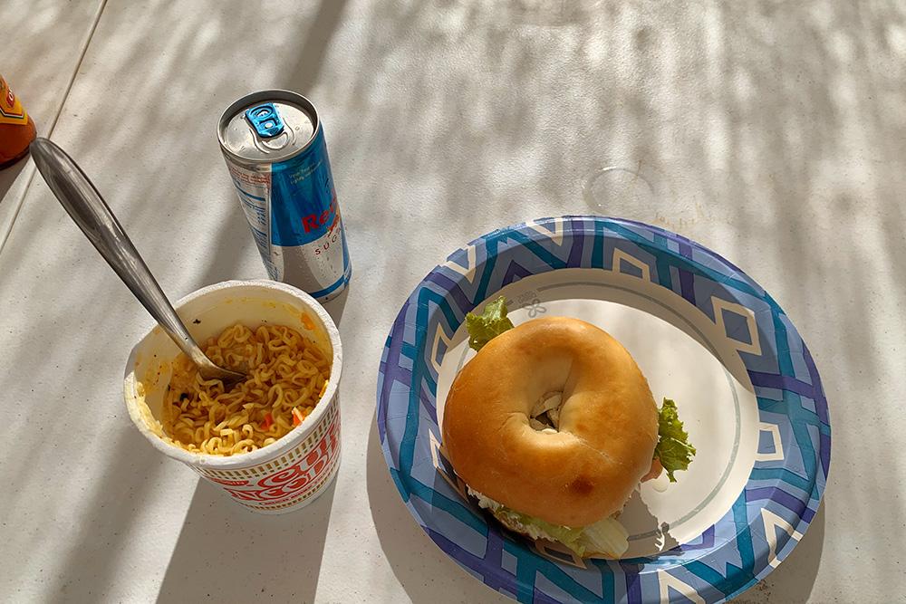 Завтрак Ираклия