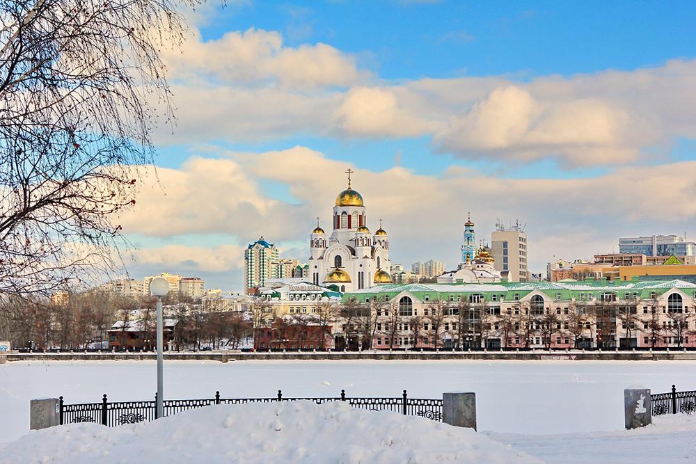 Храм на Крови в Екатеринбурге построен на месте дома Ипатьева, где держали под арестом и расстреляли Николая II и его семью. Фото: Pixabay