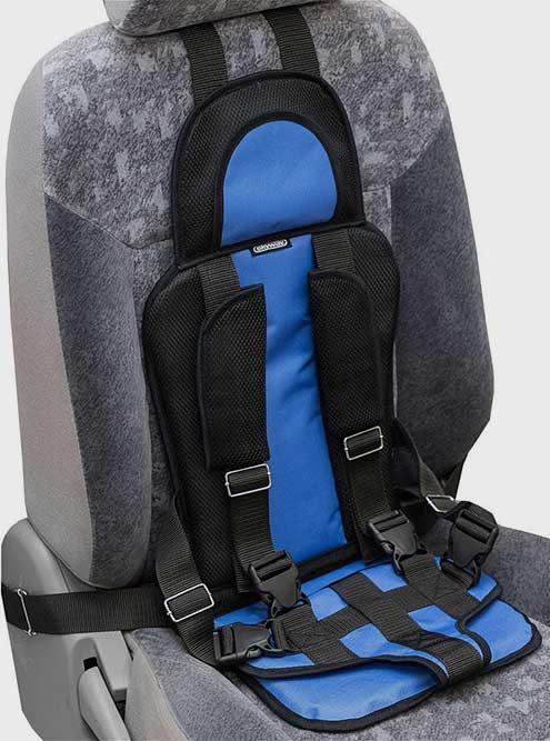 Бескаркасное кресло — это, по сути, набор ремешков. Фото: «Вайлдберриз»