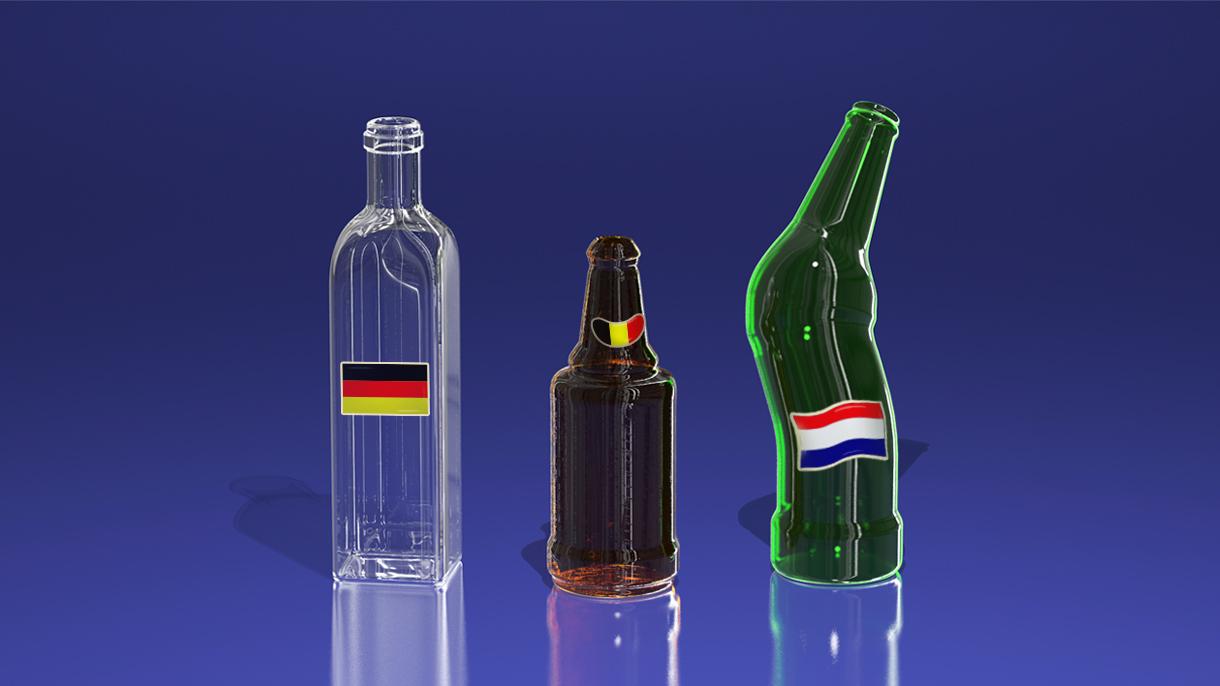 Я сдаю бутылки в Европе и так экономлю в поездках