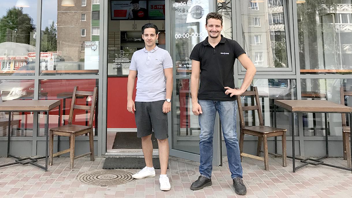 Бизнес: сеть шаурмы в Петрозаводске