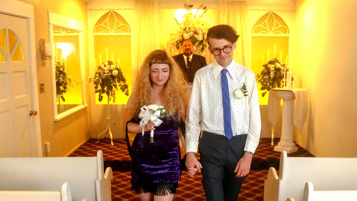 Сколько стоит свадьба в Лас-Вегасе